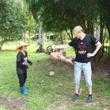 First Monkey School Surat Thani